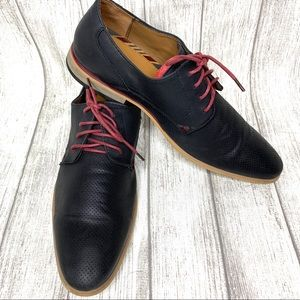 Call it spring mens Derby casual dress shoe.